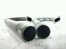00 BMW R1200C Header Head Exhaust Pipes Chrome