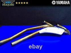 01-05 Yamaha Raptor 660 DMC ALIEN Muffler Head Tail Pipe Exhaust Silencer