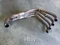 02-07 Honda Cb919 Cb919f Cb900f 919 Hornet Exhaust Header Head Pipe Manifold