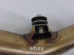 02274 KTM 250 SXF 250 SX-F OEM Exhaust Head Pipe & Muffler Silencer 07 2007 RM