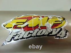 02297 Honda TRX450R FMF Exhaust System Muffler Head Pipe 05 2005 CF