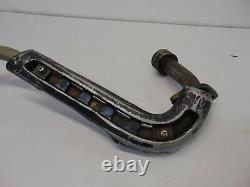 02392 Honda TR200 Fat Cat OEM Exhaust Head Pipe 86 1986 CF