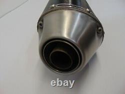 02475 Yamaha YFZ450 Lexx MX Exhaust Muffler Head Pipe 05 2005 CF