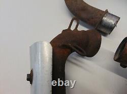 02571 Polaris RZR 800 OEM Exhaust Muffler Head Pipe 08 2008 CF