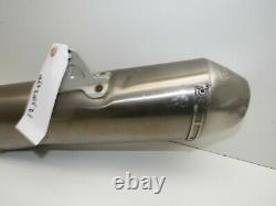 04-08 12-13 Yamaha Yfz 450 Yfz450 Exhaust Fmf Muffler Fmf Powerbomb Head Pipe