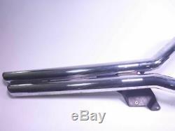 04 Honda VTX1800N Full Exhaust Pipes Mufflers Head Headers