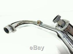 04 Yamaha Royal Star Venture XVZ13TF Header Head Exhaust Pipes Chrome