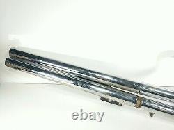 05 Harley Heritage Softail Classic FLSTCI VANCE & HINES Exhaust Head Pipe Muffle