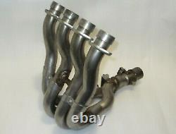06 07 SUZUKI GSXR 600 750 OEM Header Exhaust Manifold Stock Head Pipe Muffler K6