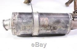 06 Buell XB9R Firebolt YOSHIMURA Full Exhaust Pipe Muffler Head Header