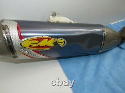 06 Yamaha Yz 250 F Yz 250f Fmf Exhaust Muffler Fmf Power Bomb Header Head Pipe