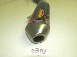 07 08 09 Yamaha Yz 450f Yz450 F Fmf Exhaust Muffler Ti Power Mega Bomb Head Pipe