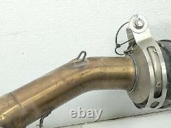 07 08 Yamaha YZF R1 Graves Header Head Exhaust Pipe Muffler Assembly GRAVES