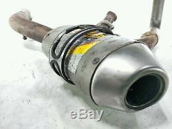 07 Suzuki DRZ400S DRZ 400 FMF Full Exhaust Pipe Muffler Head Header
