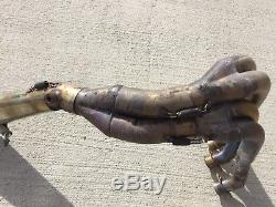 08 09 10 11 Honda CBR 1000 RR 1000RR Full Brocks Alien Head Exhaust Pipe Header
