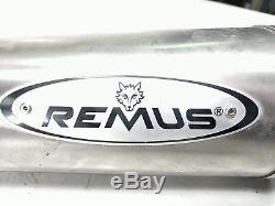 08 BMW R1200GS Adventure REMUS Full Exhaust Pipe Muffler Head Header