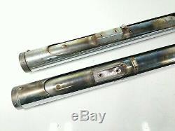 08 Suzuki M109R M109 COBRA Full Exhaust Pipe Muffler Head Headers