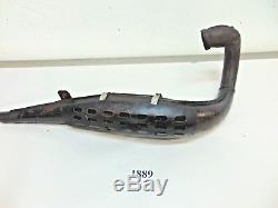 1889 Can-Am T-NT175 TNT 175 Motorcycle OEM Exhaust Head Header Pipe 75 1975 AJ