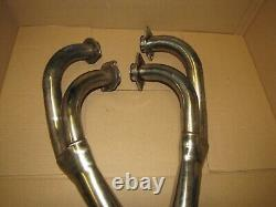 1980-83 Honda GL1100 headers, 4 into 2 exhaust pipes, Head Pipes
