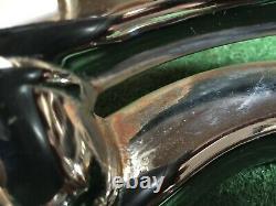 1980 Harley-Davidson Shovelhead FXS Exhaust Headpipe Head Pipe Header Chrome HD