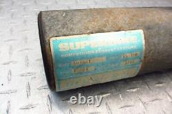 1983 80-83 Suzuki GS750 BASSANI Exhaust Muffler Headers Head Pipes Can Lot
