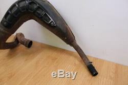 1983 HONDA ATC250R Exhaust Pipe / Header / Head Pipe