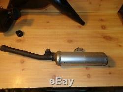 1984 Honda CR250R CR250 CR 250 R 250R Exhaust Header Head Pipe & Tip