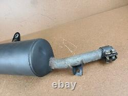 1986 86 Atc200x Honda Oem Exhaust Head Pipe Header Muffler 1987 87 200x Atc