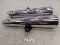 1996-2001 Triumph Adventurer 900 EXHAUST MUFFLER SYSTEM SILENCER HEADER HEAD