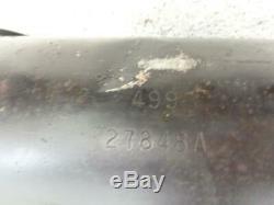 1999 2000 2001 2002 Buell X1 EXHAUST MUFFLER SYSTEM Lightning HEADER HEAD PIPE