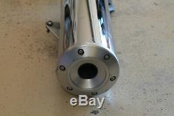 2002-09 XV1700 1700 Warrior Yamaha Head Pipe Exhaust Muffler OEM USED 5px1670