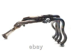 2002 Honda CBR954RR CBR 954RR Exhaust Header Manifold Head Pipe 2611A