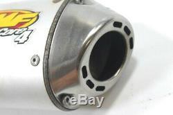 2002 KTM 400SX 400 SX FMF Power Core 4 Exhaust Muffler Dual Head Pipe (Full)