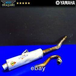 2003-2005 Yamaha YZ250F BILLS Exhaust System Head Header Pipe Muffler Silencer
