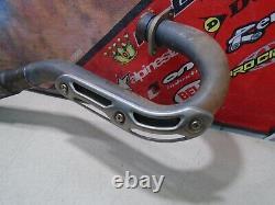 2005 Yamaha Yz 450f Exhaust Head Pipe & Silencer Fmf Power Case (d) 05 450f 450
