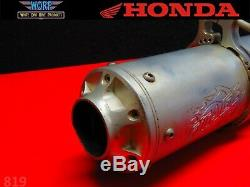 2006 Honda TRX450ER Trinity Stage 4 Exhaust Head Header Tail Pipe Muffler 06-14