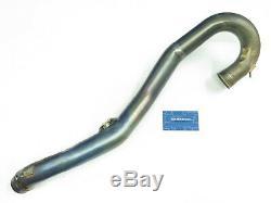 2007-2012 KTM OEM Header 450 505 SX-F XC-F (Stock Exhaust Manifold Head Pipe Ti)