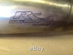 2010-2018 Suzuki RM-Z250 RS-4 Yoshimura Exhaust System Head Pipe Silencer rmz250