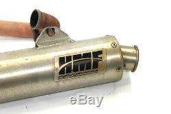 2011 Can Am Outlander 800R XXC 800 4x4 HMF Muffler Exhaust with Head Pipe (Wear)