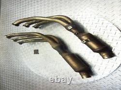 2012 10-16 BMW K1600GTL K1600 OEM Exhaust Headers Head Pipes Manifold Set