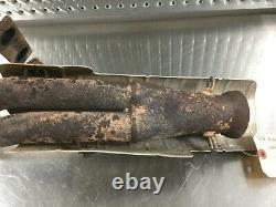 2012 Polaris Rzr 800 Efi Dual Head Pipe Exhaust 1262319-489 C081