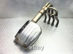 2019 17-19 Kawasaki ZR900 Z900 Headers Head Pipes Exhaust Manifold Oem Works