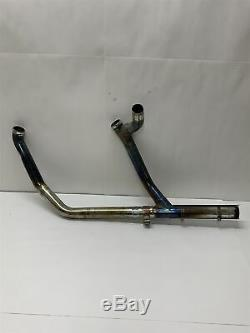 88-06 Harley-Davidson Touring FLH Exhaust Head Pipe