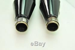 Auspuff Schalldämpfer Softail Millwaukee 8 Oem 64900460 Harley Davidson