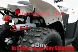 Big Gun EVO M Full Exhaust Head Pipe Muffler Kawasaki KFX90 KFX 90 2008 2019