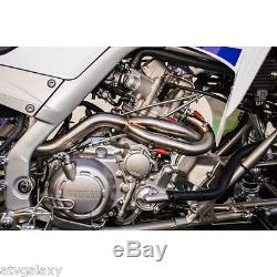 Big Gun EVO R Exhaust Head Pipe Yamaha Raptor 700 2006 2014 09-2661