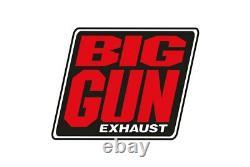 Big Gun EVO R Exhaust Head Pipe for Yamaha Raptor 700 2006-14