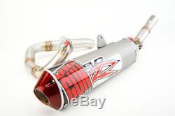 Big Gun EVO R Full Head Exhaust Pipe Muffler Honda TRX700XX TRX 700XX 08-13