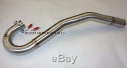 Big Gun Exhaust Evo R Head Pipe Header Kawasaki Kfx450r Kfx 450r 07-14 09-45501