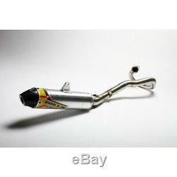 Bills SA-4 Full Exhaust Head Pipe Muffler Spark 05-14 Honda CRF450X CRF 450X